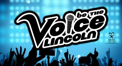 Be The Voice Lincoln - Singing Competition - Thursday February 6th; 5:30 PM at the Pla Mor Ballroom
