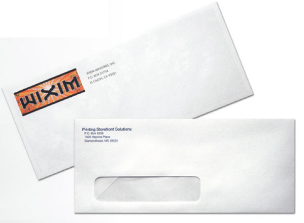 Hitchcock printing products services envelopes reheart Image collections