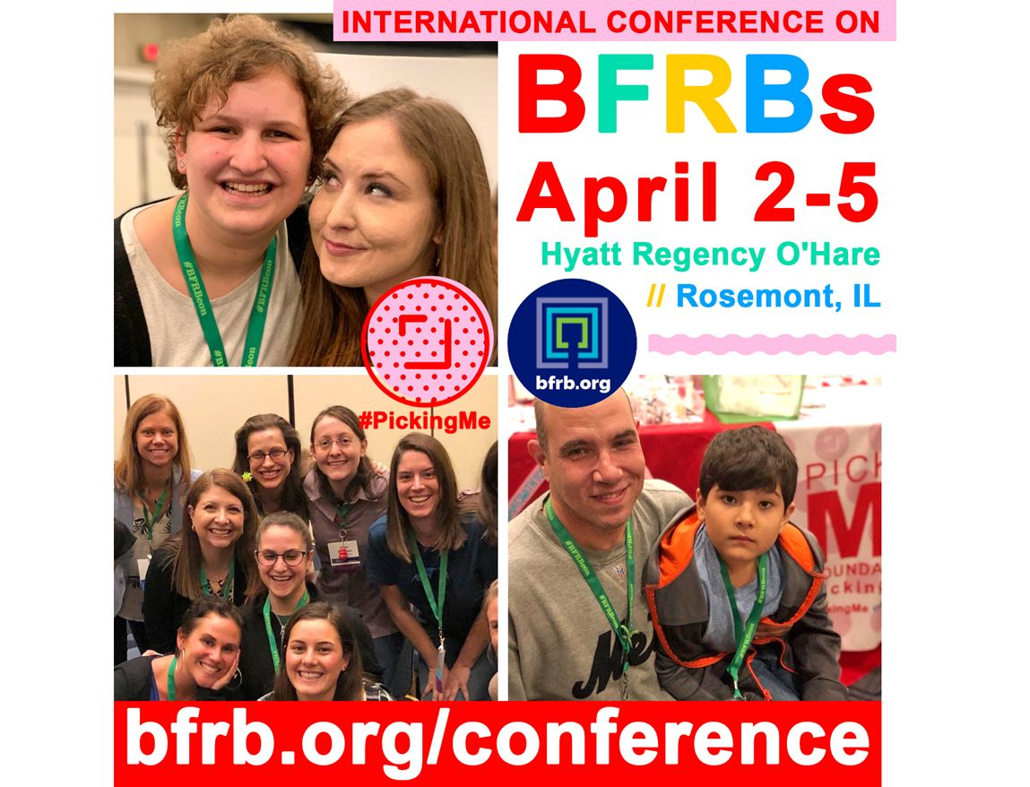 Join us at #BFRBcon!