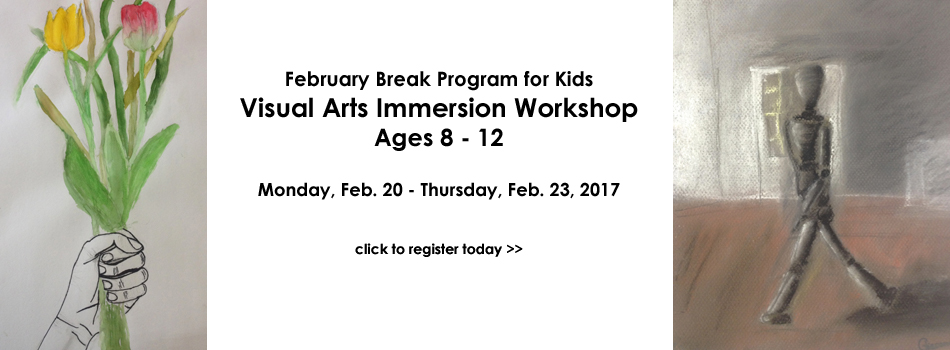 EEA School February Break Arts Program for Kids (2017)