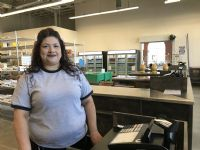 5 Questions: An Interview with Cynthia Corralejo Lead Store Clerk, Youth Workforce Training Center