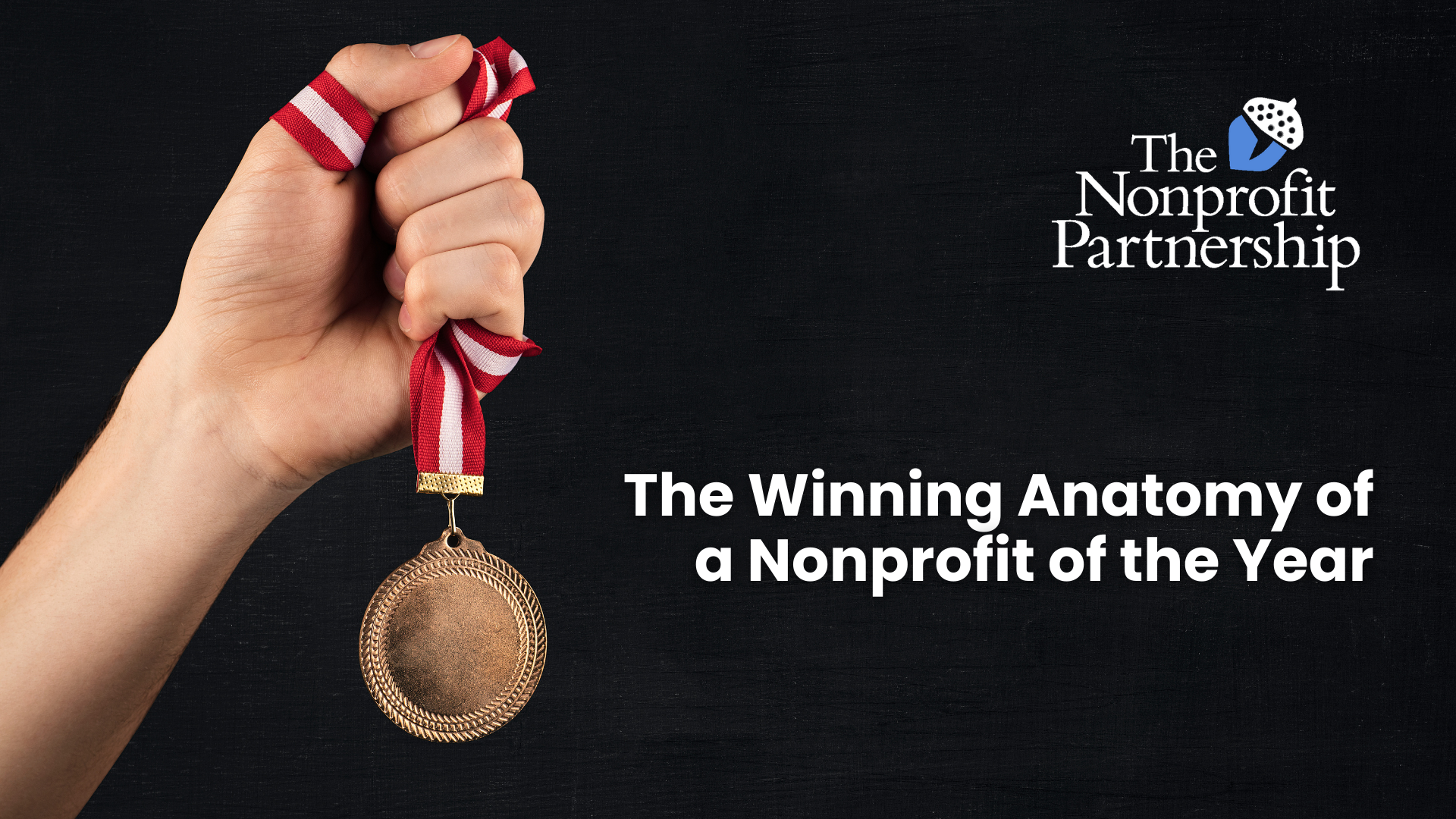 [Zoom Meeting] The Winning Anatomy of a Nonprofit of the Year