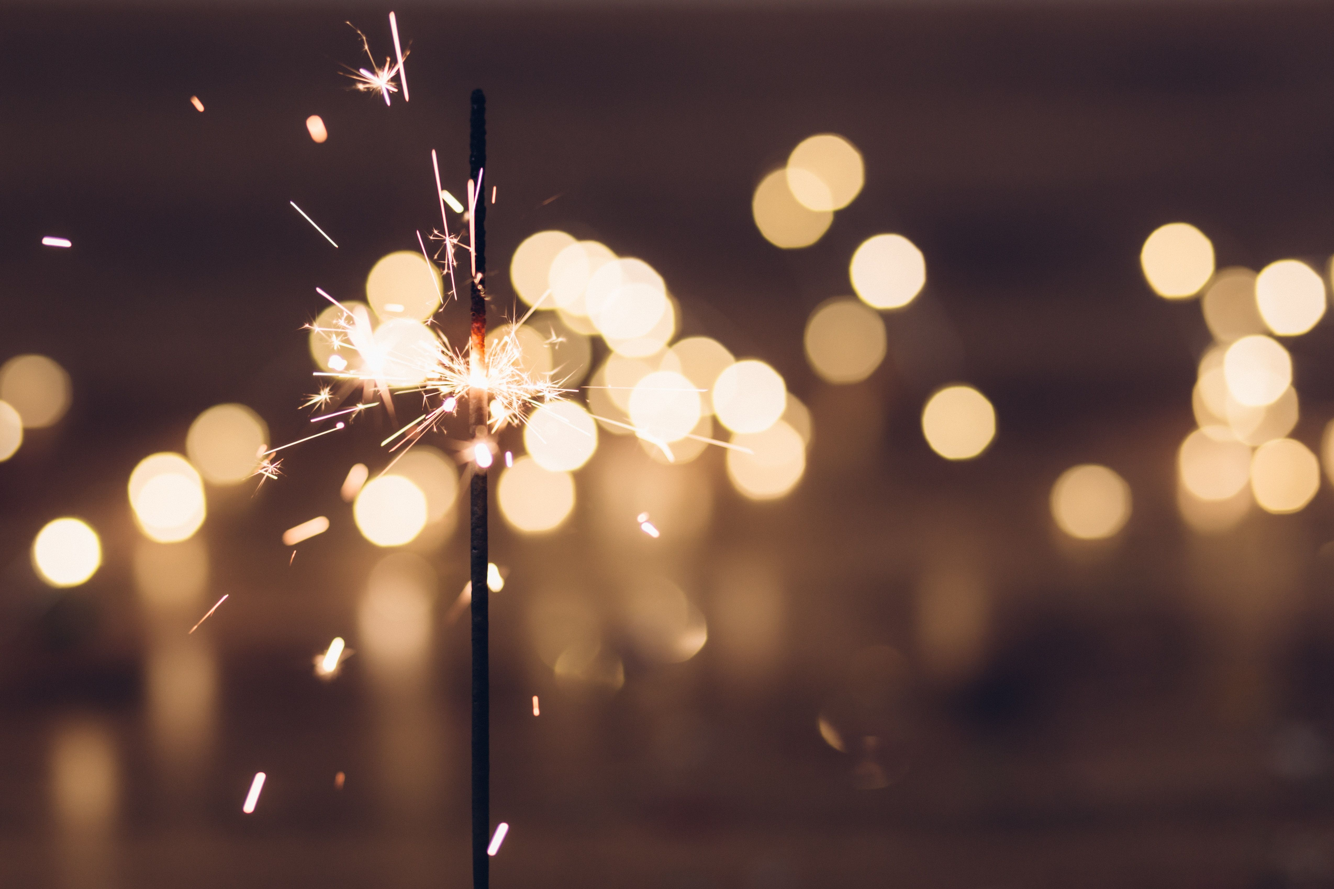 Discovering MErcy_2018 Year End Review_Firecrackers Launching Sparks