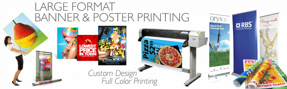Full Line of Large Format Products
