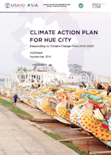 Climate Action Plan for Hue City Responding to Climate Change From 2014–2020