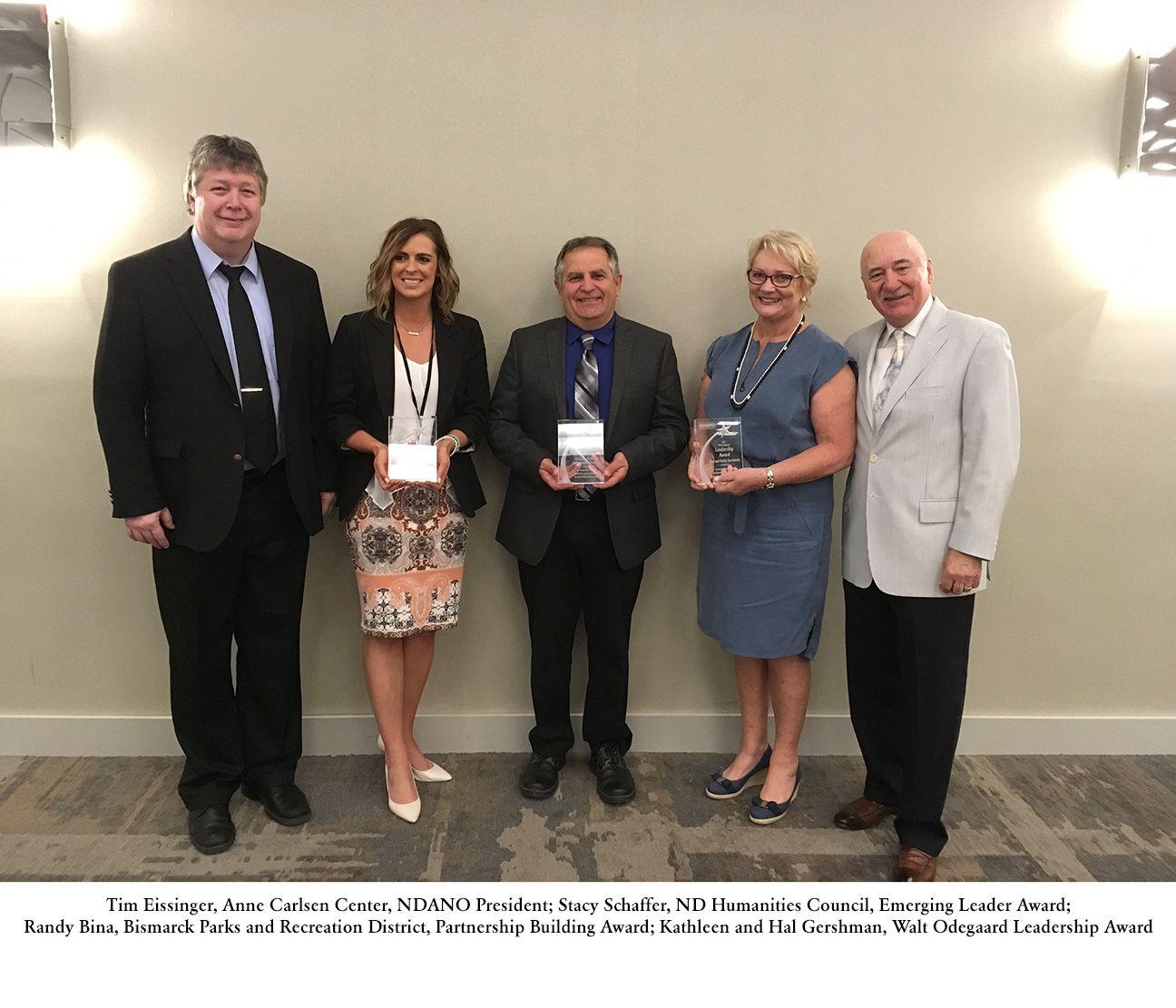 2017 North Dakota Nonprofit Awards Presented