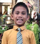 David, 9, Philippines