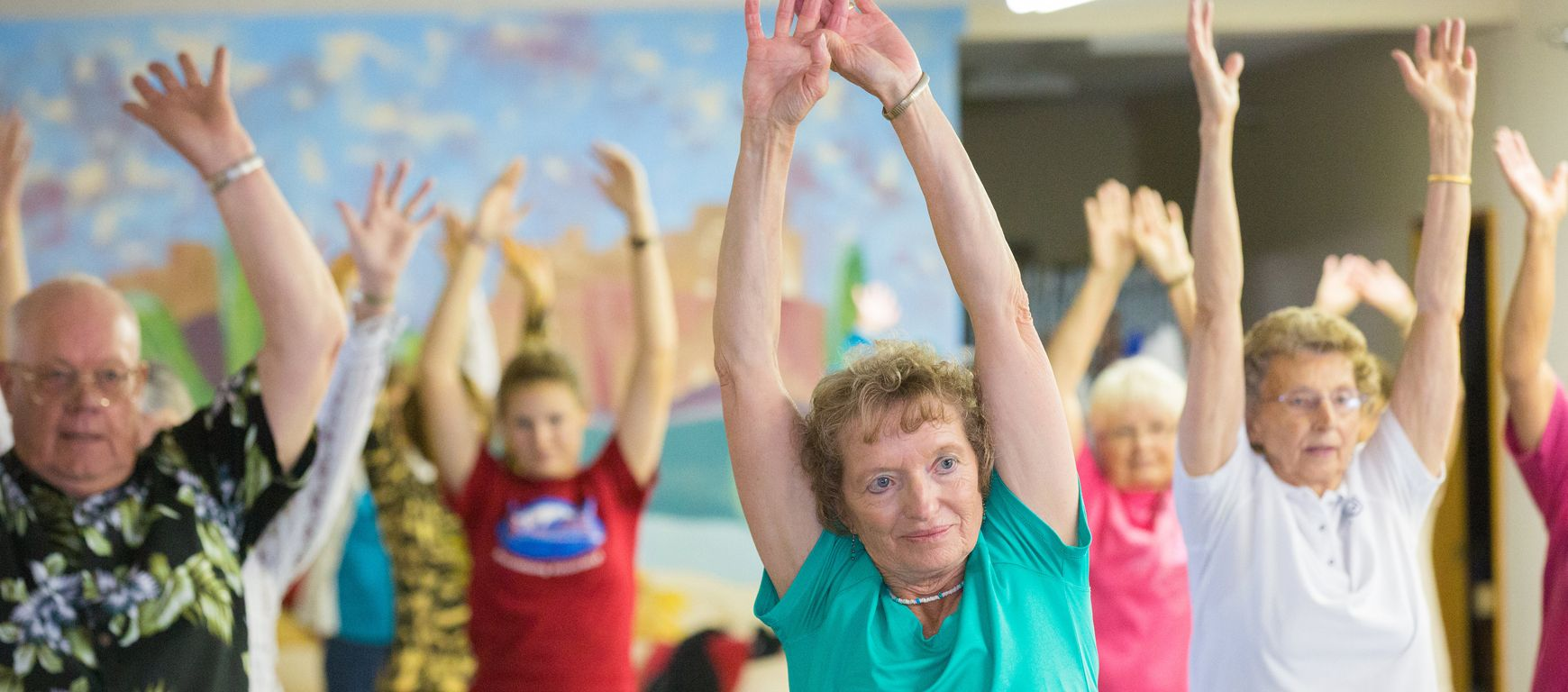 Older Adults Month