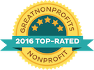 2016 GreatNonprofits Top-Rated Nonprofit