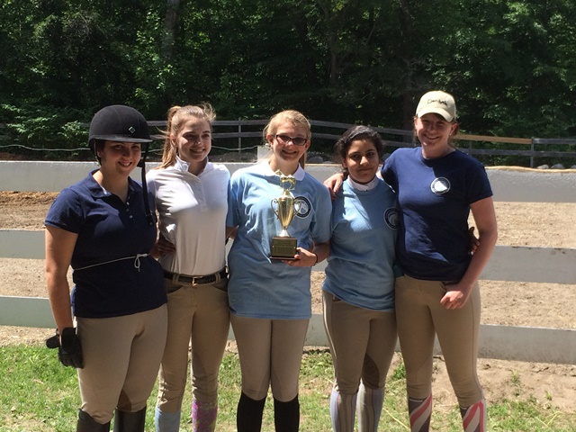 Sunday, June 12th Red Acre Farm will host the 7th Annual  Decibels Foundation Horse Show