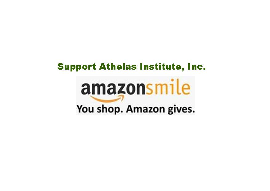 Shop AmazonSmile - Athelas and our Individuals benefit