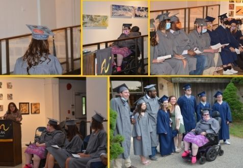 The Kach Program Class of 2020 Joins 2021 for Graduation Ceremony