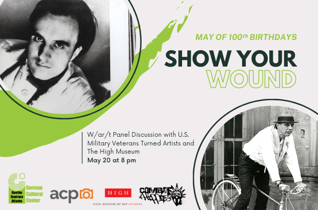 Show Your Wound: W/ar/t Panel Discussion