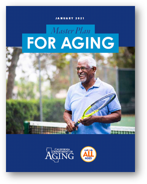 The Master Plan for Aging's First Progress Report Now Available!