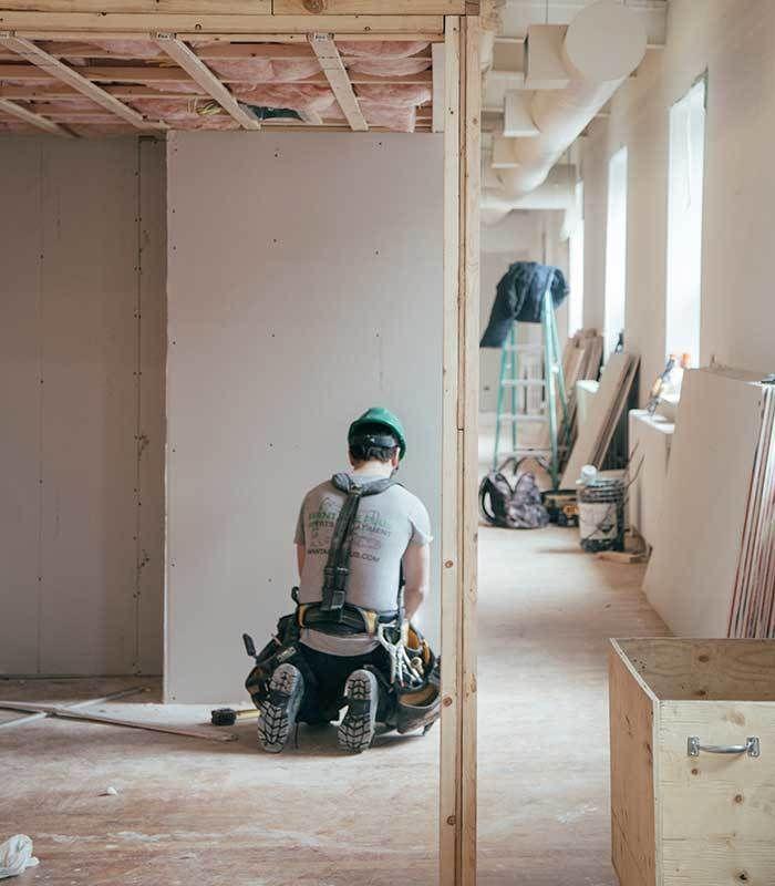 Contractor Interior Building