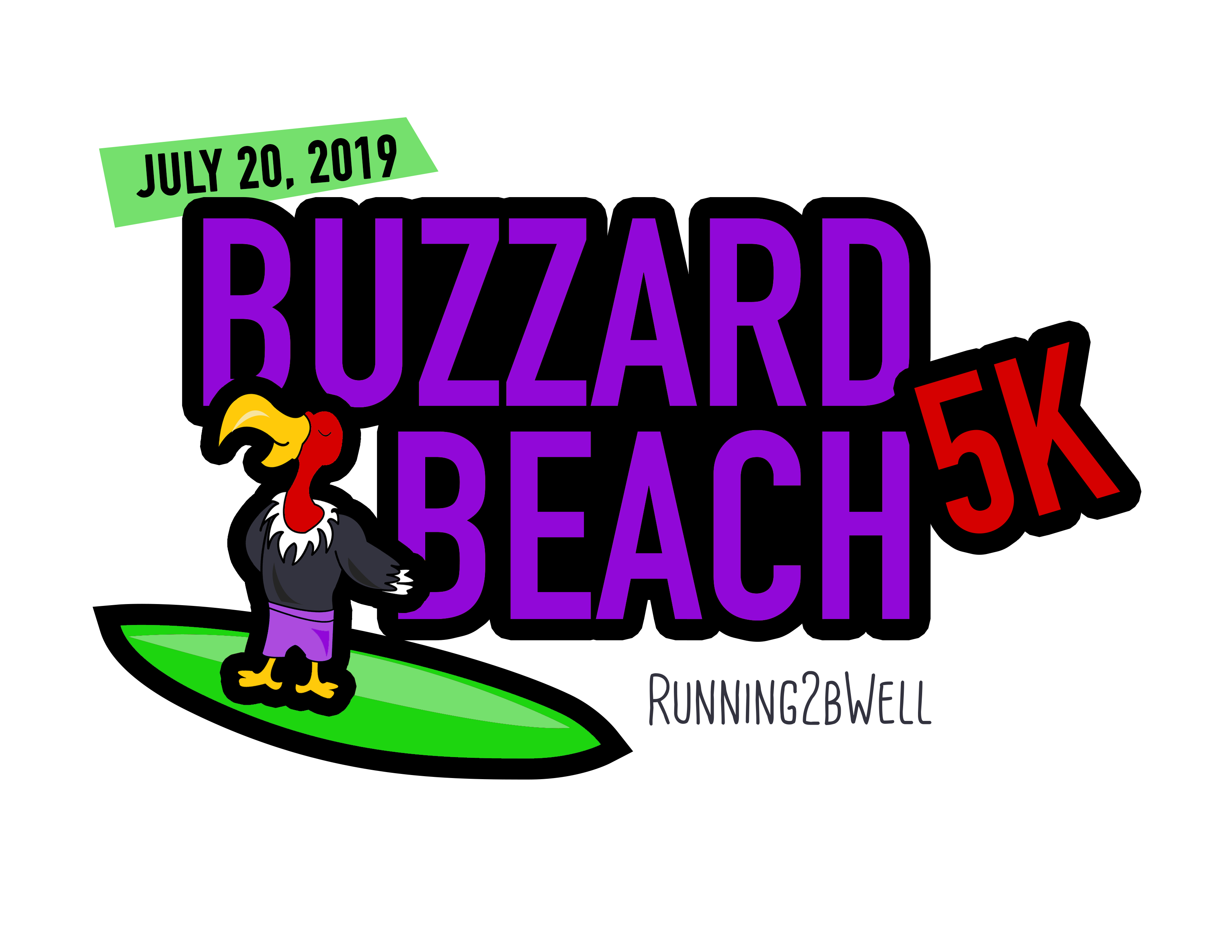 Buzzard Beach 5K