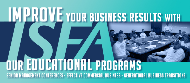 ISFA Education Programs