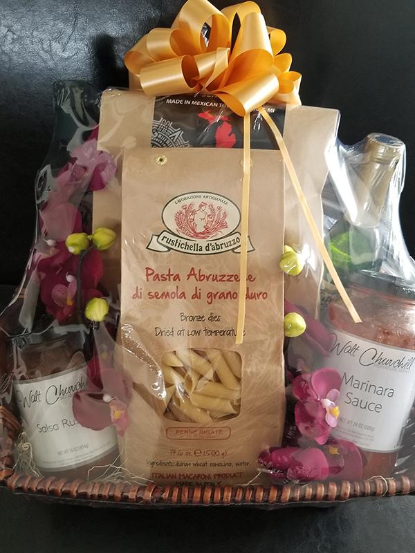 WCM Assorted Gift Basket