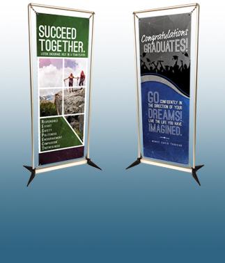 Mobile Banner Display