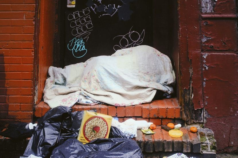Understanding the Impact of Homelessness on Health and Wellbeing by Rhea Ford