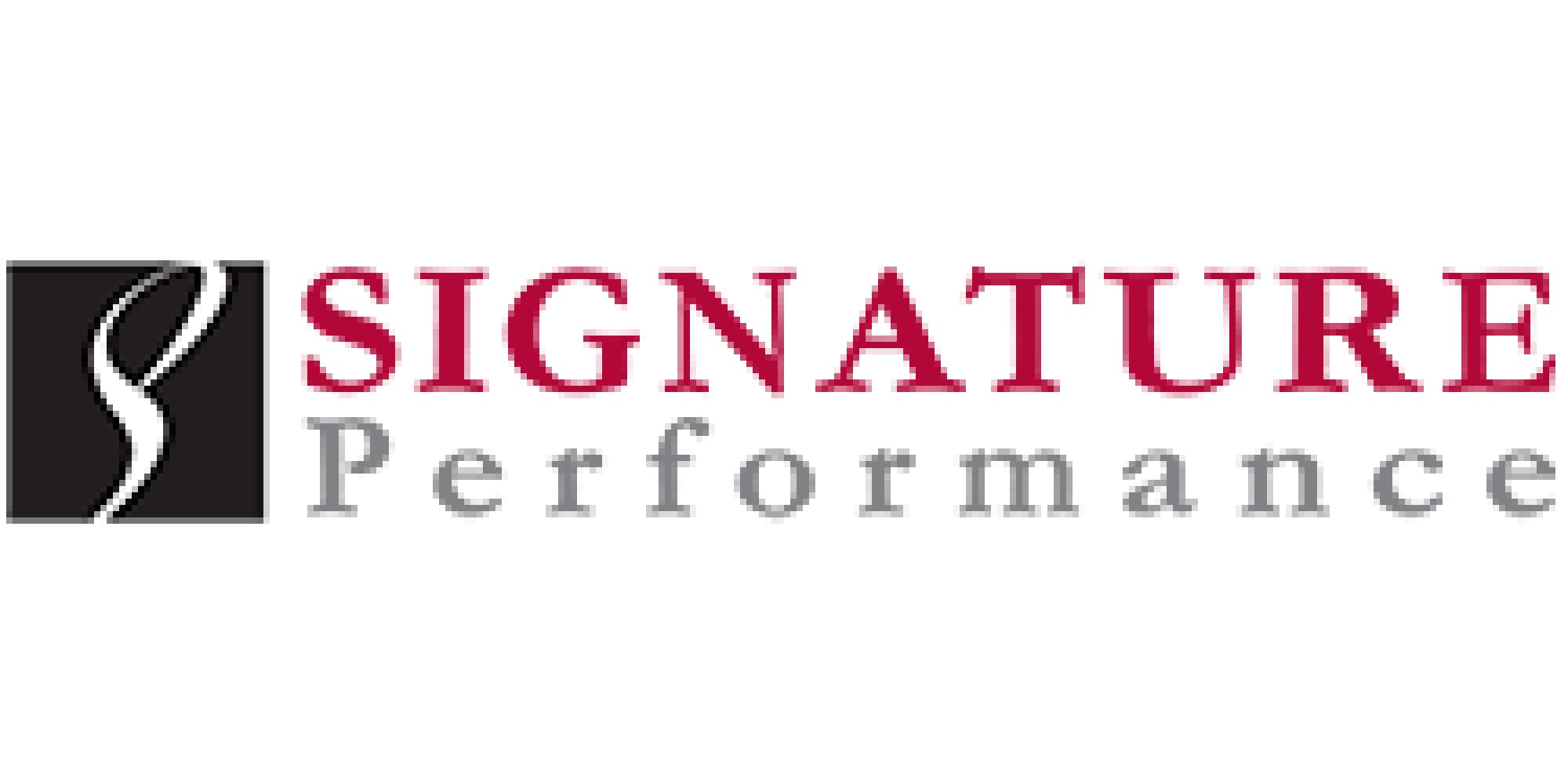 Signature Performance Inc.,