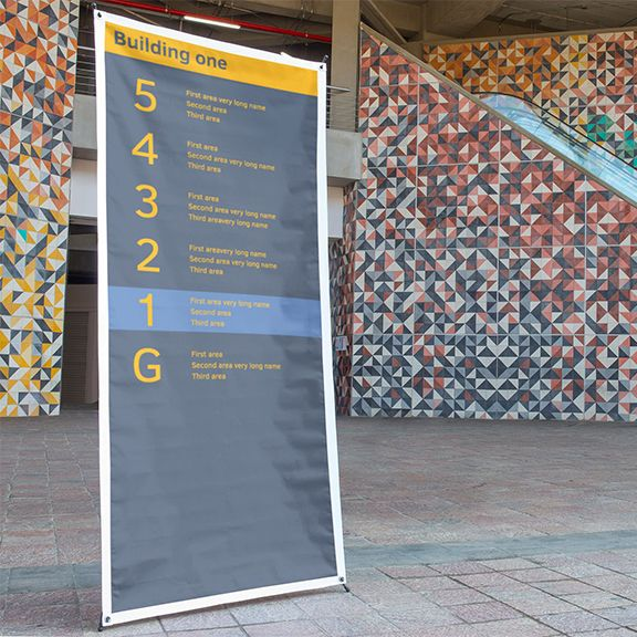 Wayfinding and Directional Signage