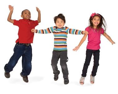 Kids at Jumpstart