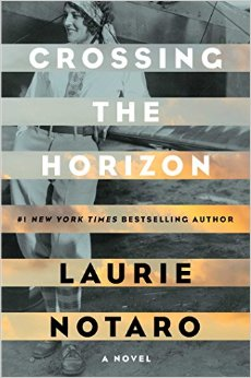Crossing the Horizon: A Novel – reading, presentation and signing with author Laurie Notaro