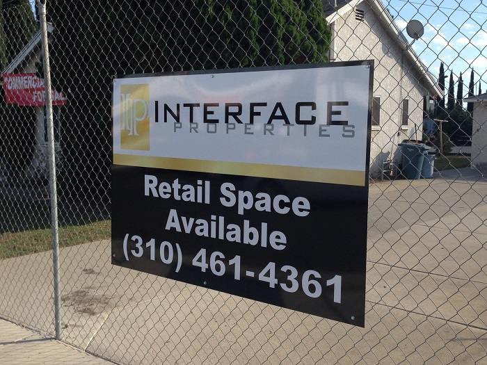 Commercial Property Signs