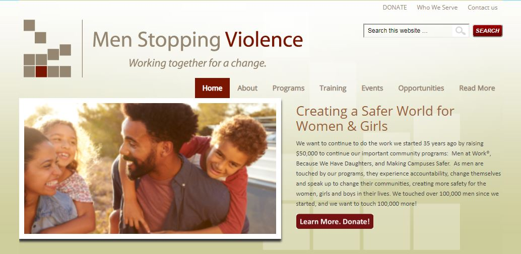 Men Stopping Violence