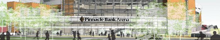 Arena maps entrance