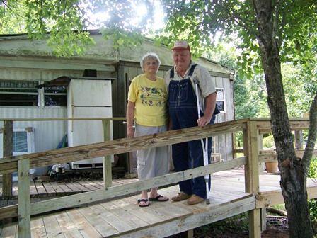 Homeowner Enjoy Ramp