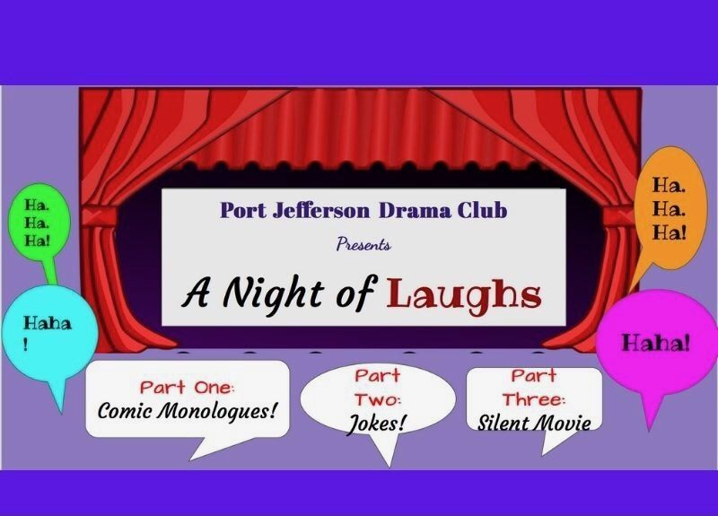 "Variety Show: ""A Night of Laughs"""