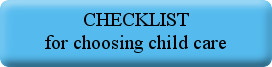 checklist for choosing child care