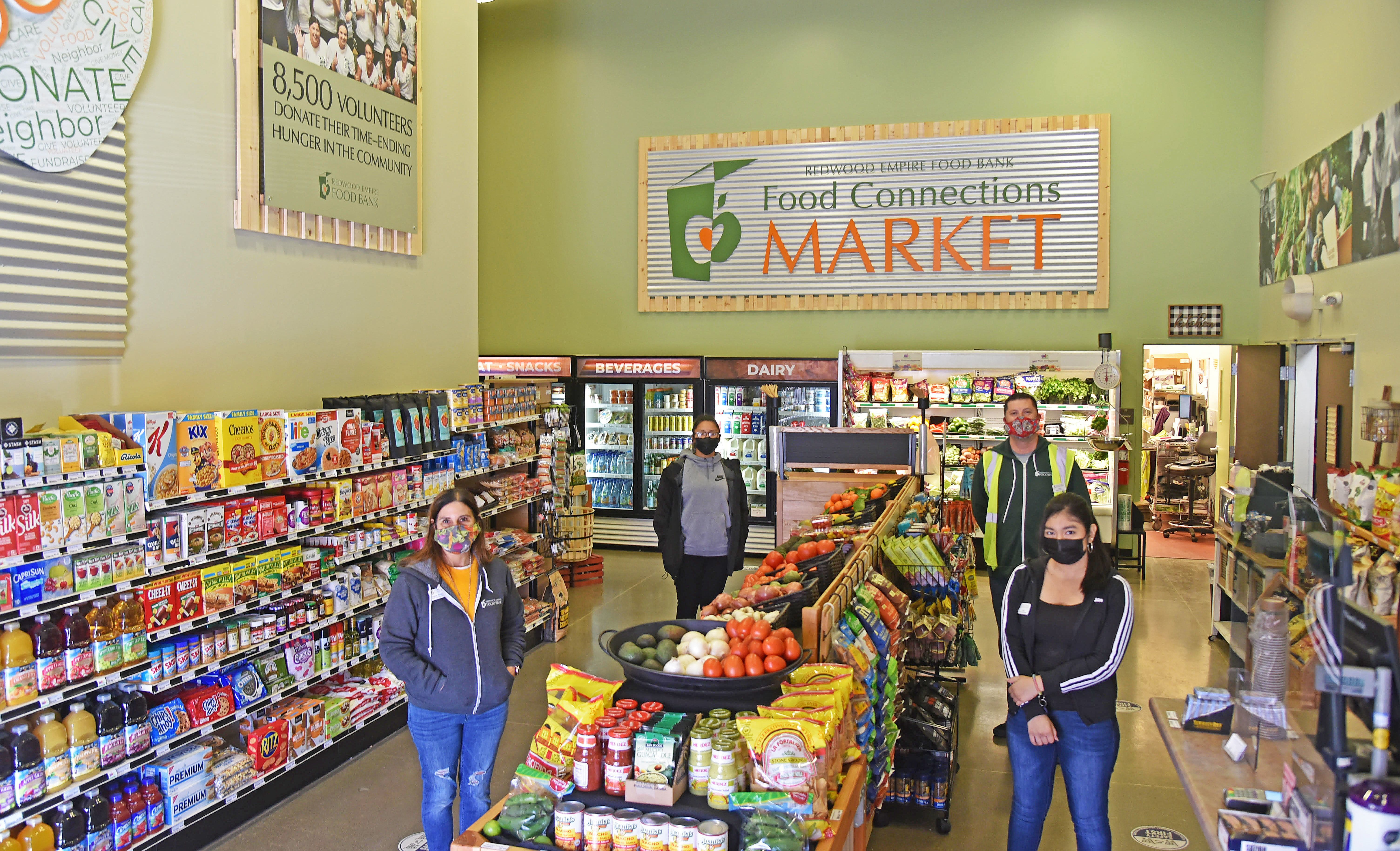 Food Connections Market: