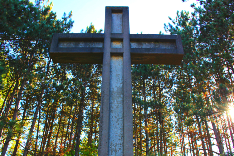 Chapel Hill Cross Fall