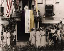 Celebration of women's suffrage continues March 1 at Cultural Heritage Center