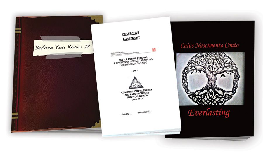 booklets designed by us