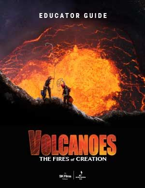 Volcanoes Educator's Guide