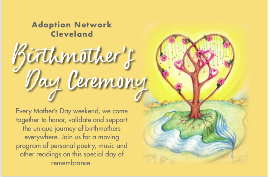 Birthmother's Day Ceremony