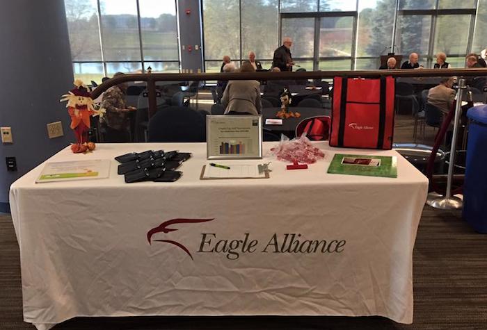 Our friends, Eagle Alliance!