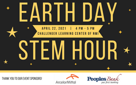 Earth Day STEM Hour