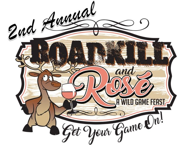 Roadkill & Rosé has a new date! Saturday, October 10, 2020
