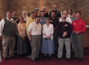 Pastors recognized