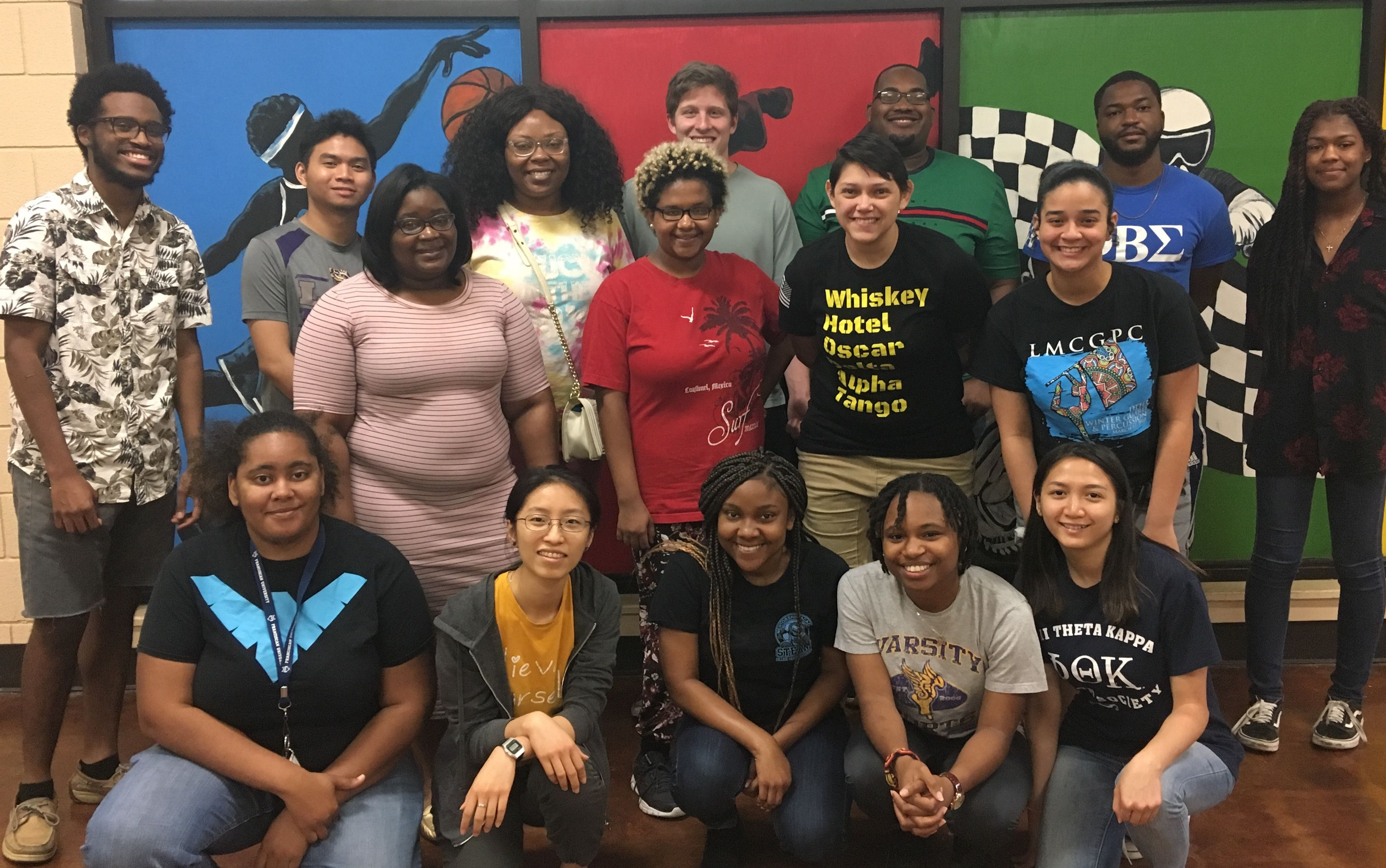 Seventeen AmeriCorps VISTA Summer Associates Help Launch STEM Summer Camp