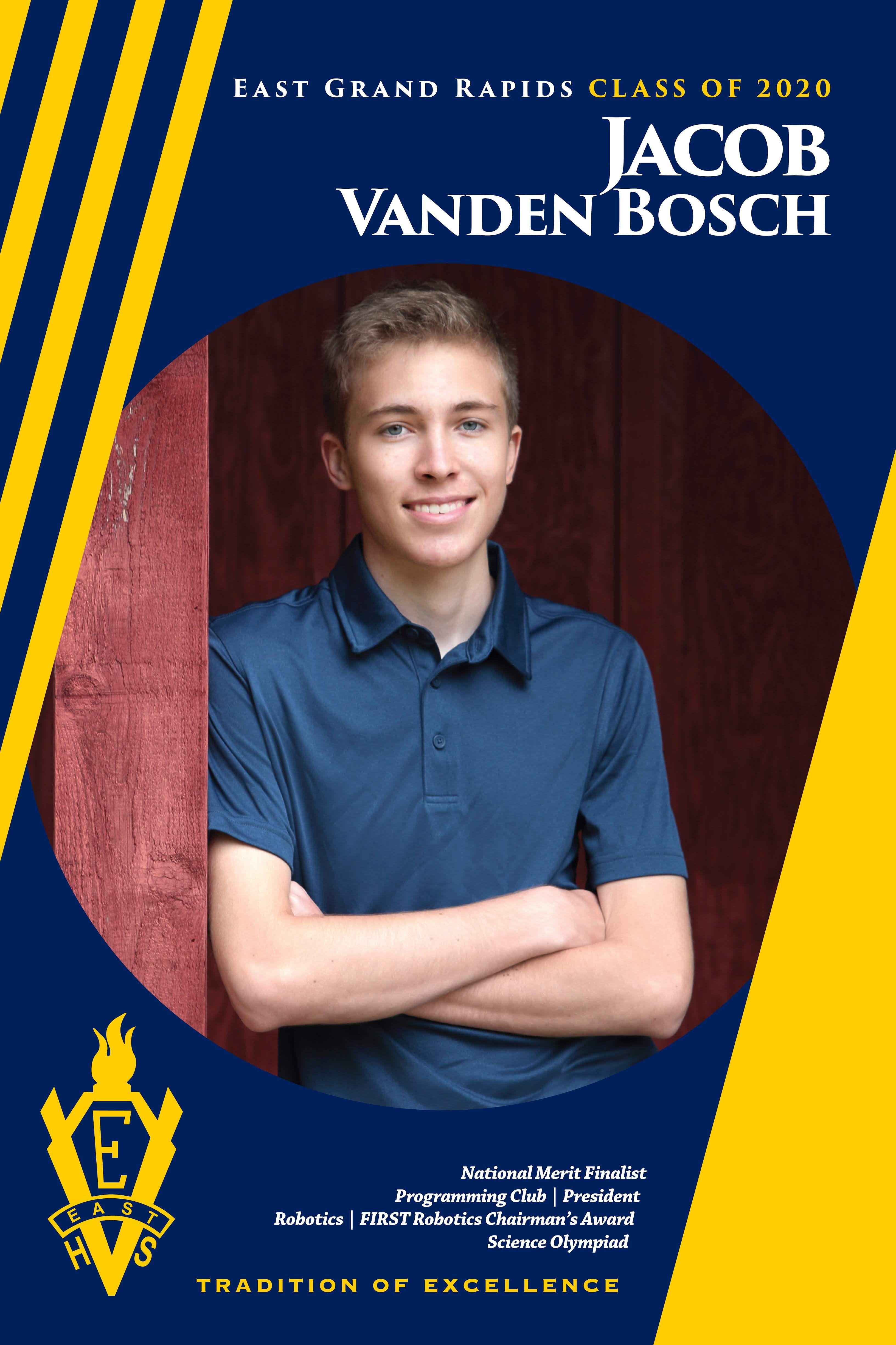 Jacob Vanden Bosch