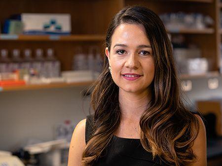 Scientist Ceren Yarar-Fisher