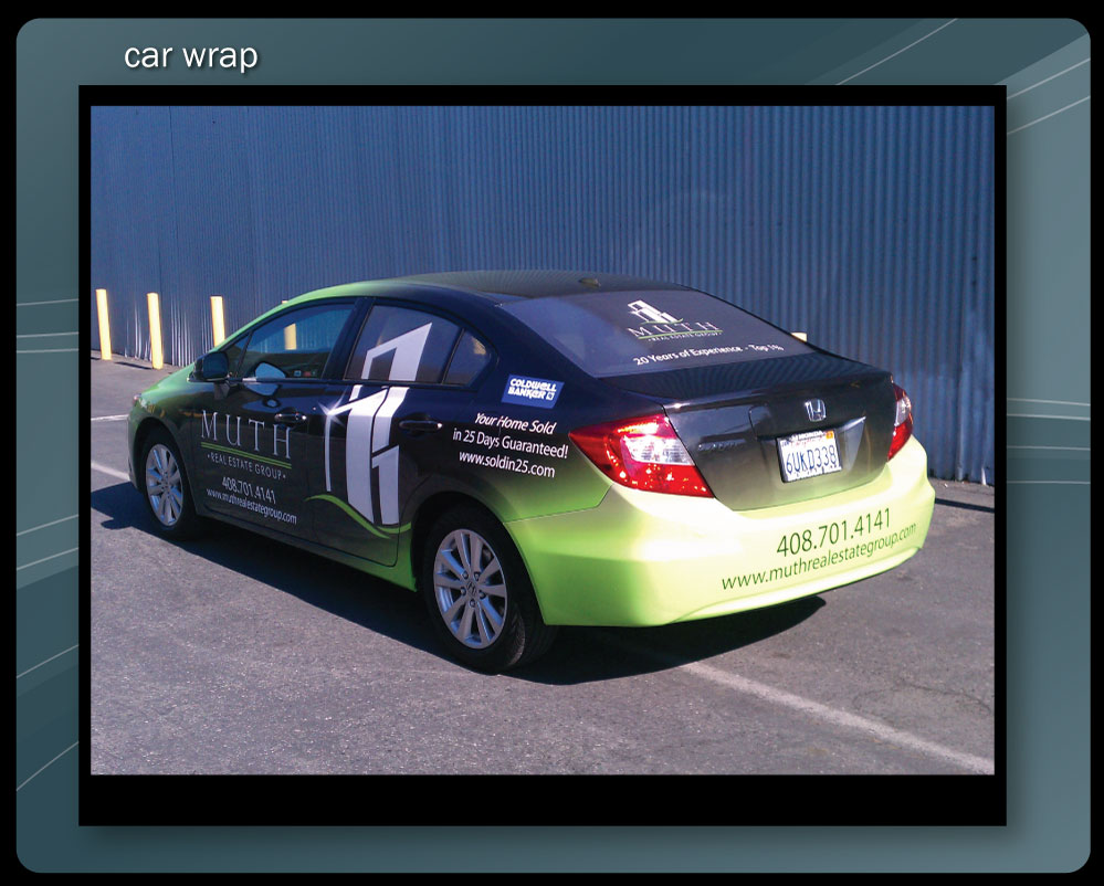 FULL CAR WRAP