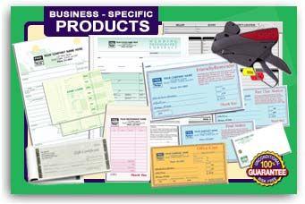 Business Forms & Checks