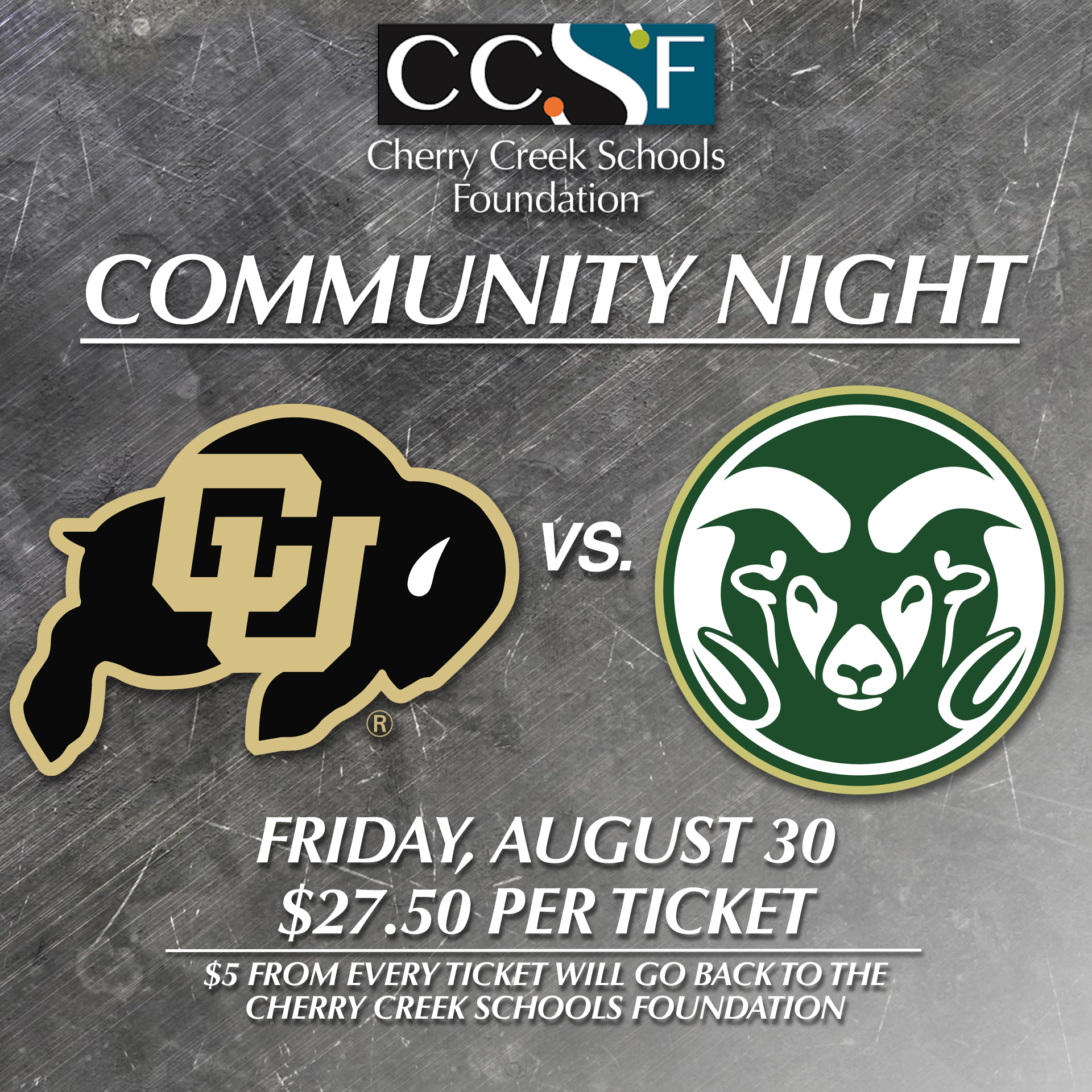 Come to a Community Night!